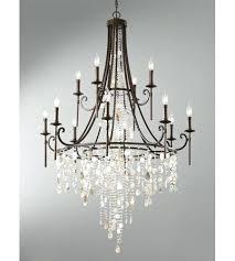 feiss chandelier