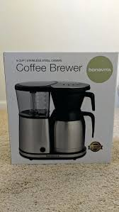 bonavita 8 cup 8 cup thermal carafe coffee brewer base