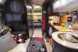 Airstream Interior Design Painting Impressive Design Inspiration