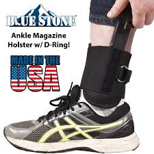 Ankle Magazine Holder