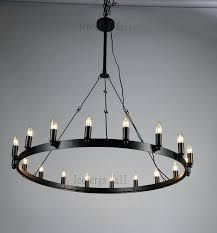 round candle chandelier image antique and org lamp shades round pillar candle chandelier