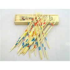 Game With Wooden Sticks Cheap Traditional Wooden Magic Stick Table Game Board Game 38