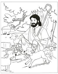 Small Picture 39 best Sunday School Lost Sheep images on Pinterest Bible