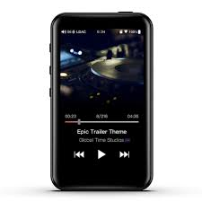 Mp3 Player Comparison Chart Fiio M6 Mp3 Player