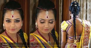 3 3 dark skin indian bridal makeup