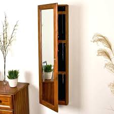 armoires wall mounted armoire image of wall mounted jewelry with mirror wall mounted wooden jewelry