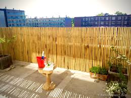 Balcony Fence 26 bamboo fencing ideas for garden patio or balcony 1090 by xevi.us