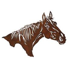 on metal horses wall art with horse metal art at black forest decor