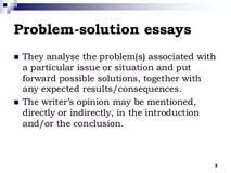 problem solution essay examples an example of narrative essay problem solution essay examples