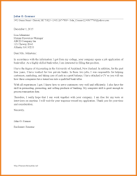 Attorney Cover Letter Teller Resume Sample