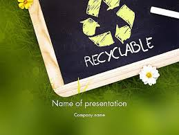 Waste Management Powerpoint Template And Google Slides Theme