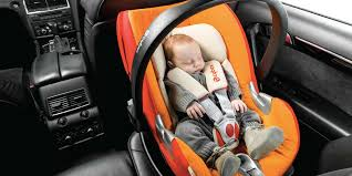 basic infant car seat information for grandpas