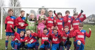 Hinckley AFC juniors welcome back goalkeeper as he battles cancer ...