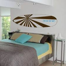 surfer wall decal surfboard wall stickers uk