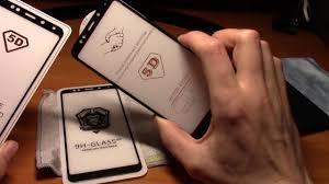 ТОП Лучшее дешевое <b>стекло</b> 5D для <b>Xiaomi Redmi</b> 5 Plus / <b>Note</b> ...