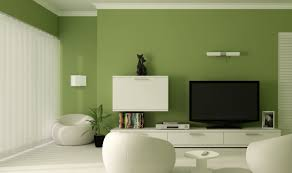Purple And Green Living Room Decor Wall Color Combination Design Ideas And Photos Get Creative Wall