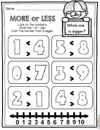 Counting and Cardinality FREEBIES | Kindergarten Math Units ...