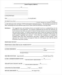 Partnership Letter Of Intent Template Flaky Me