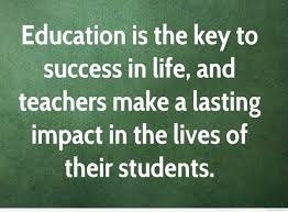 Quotes About Success In Education