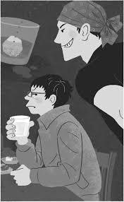 お仕事推理小説挿絵 クリタミノリのイラストの仕事と日々のメモ
