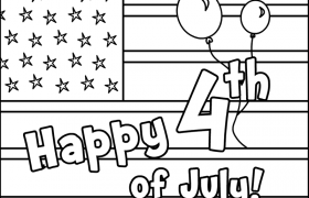 Small Picture 4th of july coloring page Archives Happy 4th Of July 2017 Images