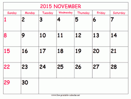 Printable Calendar 2015 Monthly Blank Calendar 2015 Canada Printable Calendar 2015 Monthly Canada