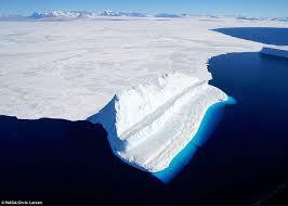 antarctic ice sheet growing surprise antarctic ice shelves growing variations linked to