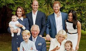 Prince Charles And Prince Louis Close Bond Captured In New