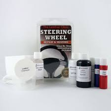 details about leather steering wheel full kit for jaguar all colours repair re interior