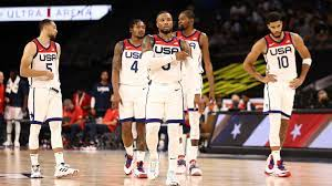 USA Basketball: Schedule for Olympics ...
