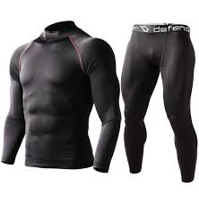 Shirts With Pants Mens Shirts Pants Compression Set Under Tights Sports Fits Football Shirts Pants Set Bbbr Cm18ohrr8q7 Size X Small