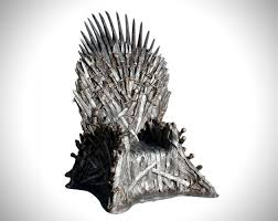 game thrones iron. Game Of Thrones Iron Throne Replica Chair