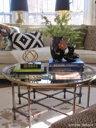 furniture glass coffee table decorating ideas shocking coffee round glass table decorating ideas light image of