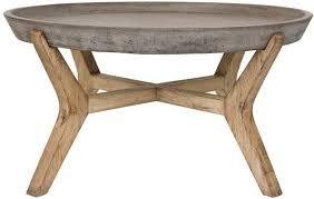 vnn1013a coffee tables patio furniture by safavieh austin iron table