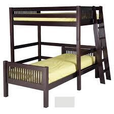 loft twin. camaflexi twin over loft bed u