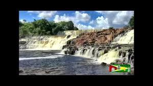 ORINDUIK FALLS-GIRLS BATHING-BARTICA-AVA HICKS-GUYANA. - YouTube