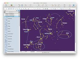 How To Draw A Onstellation Hart Constellation Chart