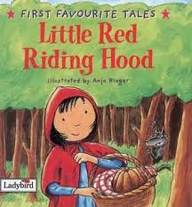 Image result for little red riding hood book cover image