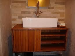 bamboo vanity bathroom. Plyboo Amber Edge Grain Vanity By CaraGreen, Via Flickr Bamboo Bathroom B