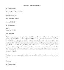 samples of customer complaint response letters com brilliant ideas of samples of customer complaint response letters about sheets