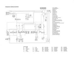 yamaha atv wiring diagram wiring diagram 2004 honda 250 atv wiring diagram image about