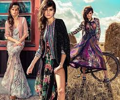 Being a Bohemian Goddess: How to Wear The Boho-Chic Fashion