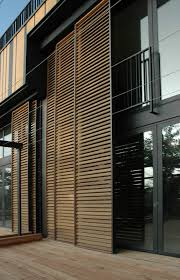 Building Exterior Shutters Modern Exterior Shutters For A Stylish Facade