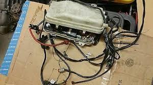 sea doo gtx xp dual twin carb carbs carburetors carburetor 657x seadoo xp 587 657 1995 94 93 92 complete electrical box cdi mpem solenoid w key
