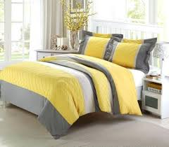 yellow and grey single duvet cover yellow striped duvet cover yellow and gray duvet covers bedding