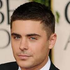 short hairstyles for men with thick hair mens thick straight hair