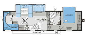 2016 jayco fifth wheel floor plans2016 eagle fifth wheels floorplans s jayco inc