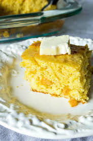 Combine above mix with 1 egg and 1/3 c. Cream Cheese Jiffy Cornbread Must Love Home