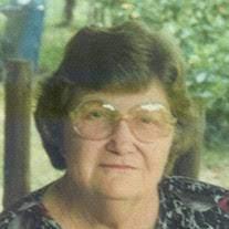 Effie Mae Warren Obituary - Visitation & Funeral Information