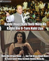 "Khan Memes on Twitter: ""Nawaz Sharif Vs Sunny Leone ! Part 3 ... via Relatably.com"